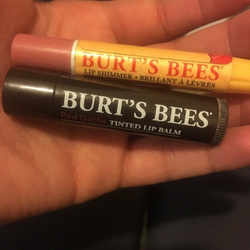 Burt's Bees Tinted Lip Balm uploaded by aglael q.