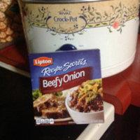 Lipton® Recipe Secrets Beefy Onion Recipe Soup & Dip Mix uploaded by Melanie O.