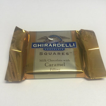 Ghirardelli Chocolate Squares Milk & Caramel uploaded by Alondra V.