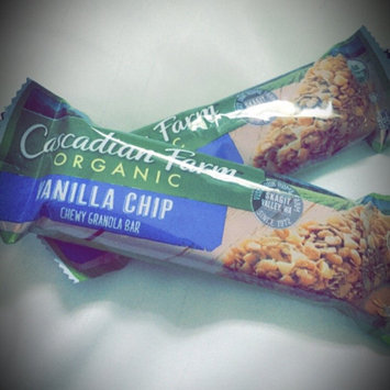 Photo of Cascadian Farm Organic Vanilla Chip Chewy Granola Bars - 6 CT uploaded by Kat R.