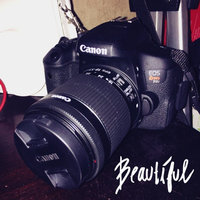 Canon - Eos Rebel T6i Dslr Camera (body Only) - Black uploaded by yisel g.
