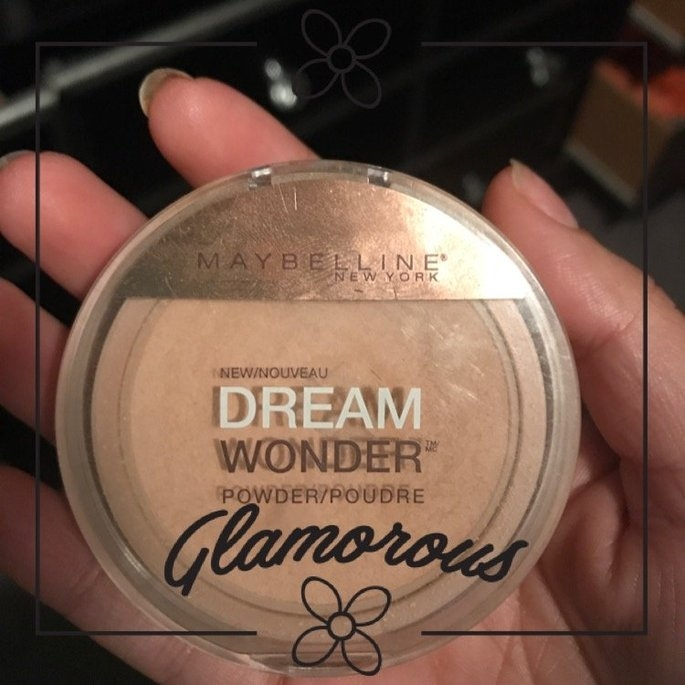 Maybelline Dream Wonder Powder uploaded by Ana M.
