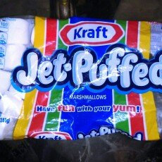 Kraft Jet-Puffed Marshmallows uploaded by Trista K.