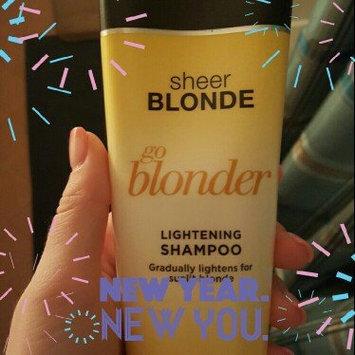 Photo of John Frieda® Sheer Blonde Go Blonder Lightening Shampoo uploaded by Harmony A.