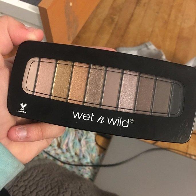 Wet n Wild Studio Eyeshadow Palette uploaded by Sabbath P.