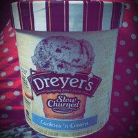 Edy's Slow Churned Cookies 'n Cream uploaded by Yia V.