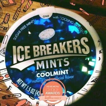 Photo of ICE BREAKERS SUGAR FREE MINTS COOLMINT uploaded by Cass R.