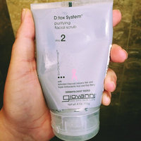 Giovanni D:tox System Purfying Facial Scrub - Step 2 uploaded by Amy B.