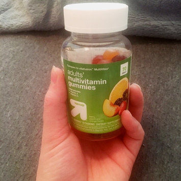 Photo of up & up up&up Adults'Gummy Multivitamin - 70 Count uploaded by Tessa M.