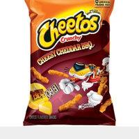 Cheetos Crunchy Cheesy Cheddar BBQ Flavored Snacks uploaded by Cierra G.