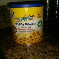 Gerber Graduates Waffle Wheels Puffed Grain Snack uploaded by Joy W.