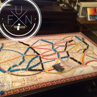 Days of Wonder Ticket to Ride Board Game uploaded by Chantelle M.