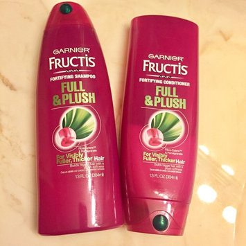 Photo of Garnier Fructis Full & Plush Shampoo uploaded by Alicia B.