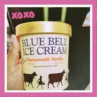 Blue Bell Gold Rim Ice Cream 16oz uploaded by Karla H.