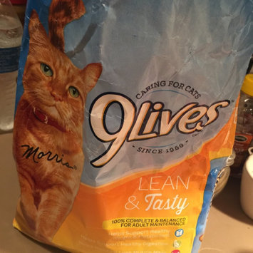 Photo of 9Lives Adult Cat Food Lean & Tasty Chicken & Salmon uploaded by Wendy C.