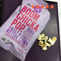 Angie's™ Boomchickapop.® Sweet & Salty Kettle Popcorn uploaded by Mary R.