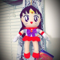 Plush Sailor Mars Sailor Moon anime plushie toy doll character ~8 inches tall GE Animation uploaded by Michelle S.