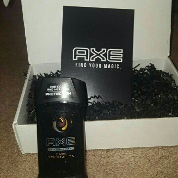 Axe Excite Anti-Perspirant & Deodorant Stick uploaded by DENHOLM L.