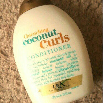Ogx OGX Conditioner, Twisted Coconut, 13 fl oz uploaded by Whit H.