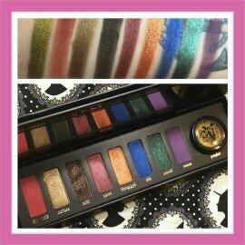 Photo of Kat Von D Serpentina Eyeshadow Palette uploaded by Arianna A.