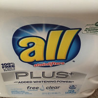 all free clear Laundry Detergent uploaded by HELI H.