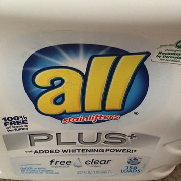 Photo of all free clear Laundry Detergent uploaded by HELI H.
