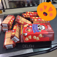 Meiji Hello Panda Biscuits with Choco Cream uploaded by Amelia S.
