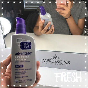Clean & Clear Advantage Acne Control Moisturizer uploaded by Tayah L.