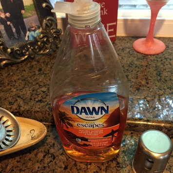 Photo of Dawn Ultra Malibu Sunrise Dishwashing Liquid, 24 fl oz uploaded by Amy P.