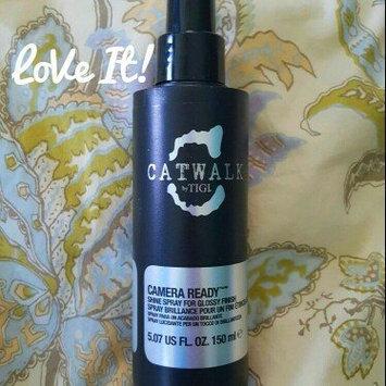 Photo of CATWALK Camera Ready For Shiny Finish uploaded by Heidi M.