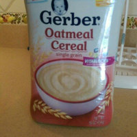 Gerber Single Grain Oatmeal Cereal Baby Food uploaded by Andrea B.