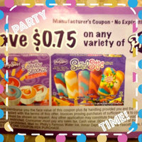 PhillySwirl SwirlStix Italian Ice Swirl Bars Assorted Flavors - 12 CT uploaded by Linden C.