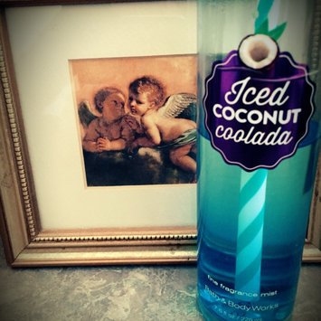 Photo of Bath & Body Works Iced Coconut Coolada Signature Collection Fine Fragrance Mist 7.6 Fl Oz / 226ml uploaded by Harlow B.