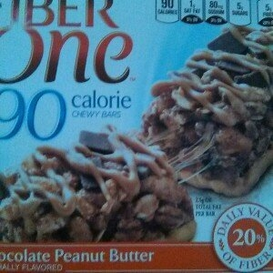 Fiber One 90 Calorie Chewy Bar Chocolate Peanut Butter uploaded by Abigail G.