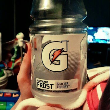 Gatorade Frost Glacier Cherry Sports Drink 32 oz uploaded by Stefanie I.