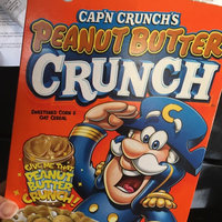 CAP'N CRUNCH Peanut Butter Crunch Cereal uploaded by Briahana M.