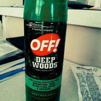 OFF! Deep Woods Insect Repellent uploaded by Jeri L.
