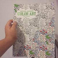 Leisure Arts-Natural Wonders Color Art uploaded by Mariah B.
