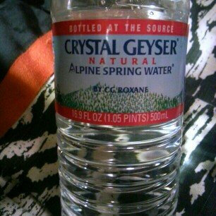Photo of Crystal Geyser® Alpine 1 L Natural Spring Water 12 Ct Plastic Bottles uploaded by Lisa M.