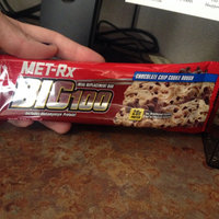 Met-Rx Big 100 Chocolate Chip Cookie Dough Meal Replacement Bar uploaded by Heather K.