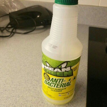 Photo of Mean Green Anti-Bacterial Multi-Surface Cleaner Lemon Scented uploaded by Elsie J.