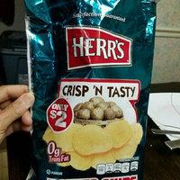 Herr's Salt & Vinegar Baked Potato Crisps uploaded by Juan T.