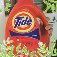 Tide Original Scent Liquid Laundry Detergent 100 Fl Oz uploaded by Sarah O.