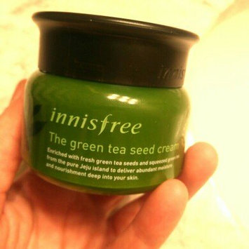 Innisfree - The Green Tea Seed Cream 50ml uploaded by Madison V.