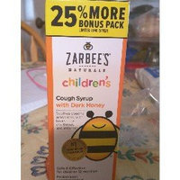 ZarBee's All-Natural Children's Cough Syrup uploaded by Alysha L.