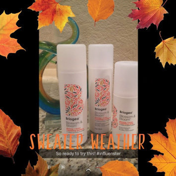 Briogeo Blossom & Bloom Ginseng + Biotin Volumizing Spray uploaded by Casey A.
