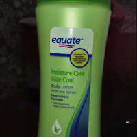 Equate Beauty Equate Aloe Cool & Fresh Body Lotion, 24.5 fl oz uploaded by May H.