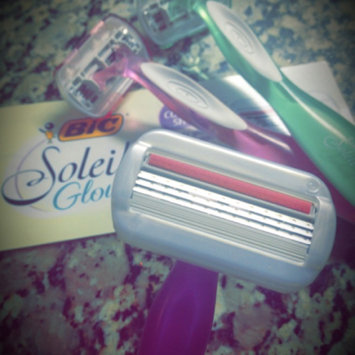 Photo of BIC Soleil Glow Shaver - 3 count uploaded by Krystle W.