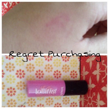 Photo of Benefit Cosmetics Posietint Cheek & Lip Stain uploaded by Katie S.