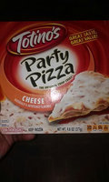 Totino's Cheese Party Pizza uploaded by Benji P.